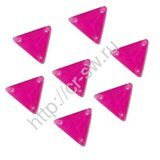 Favorite - Triangle - цвет Rose Neon