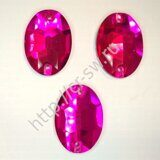 Favorite - Oval Sew-on Stone цвет Energetic Rose