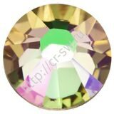 Стразы Swarovski 2058 XILION Rose цвет Crystal Luminous Green (001 LUMG)