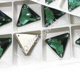 Favorite - Triangle - цвет  Emerald LUX