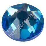 Стразы Swarovski 2088 XIRIUS Rose цвет Crystal Royal Blue Delite (001 L110D) F
