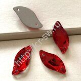 Favorite - Diamond Leaf Sew-on Stones (лист - волна) цвет Light Siam